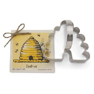 Beehive Cookie Cutter - 3 5/8 inch