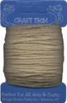 Tan Acrylic Yarn - 20 yard