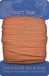 Coral Craft Trim Acrylic Yarn - 20 yard