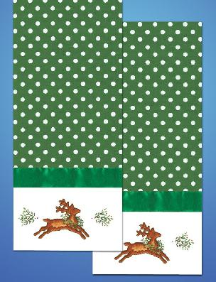 Kitchen Towel - Reindeer 18