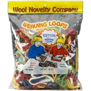 Cotton Weaving Loops - 16 oz