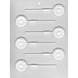 Daisies Lollipop Sheet Mold - From LorAnn Oils