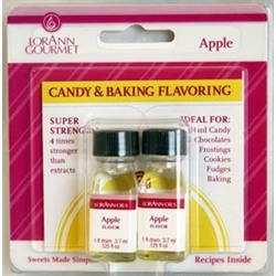 Apple - Lorann 1 Dram Twinpack