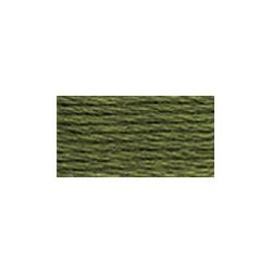 117-3051 Dark Green Grey - Six Strand DMC Floss