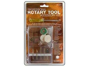 Walnut Hollow Professional Tool Rotary Accessory Pack