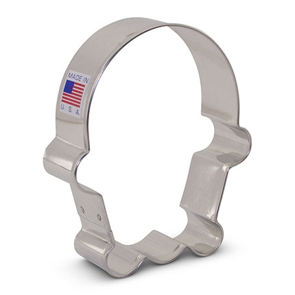 Easter Basket Cookie Cutter 3 3/4 inches