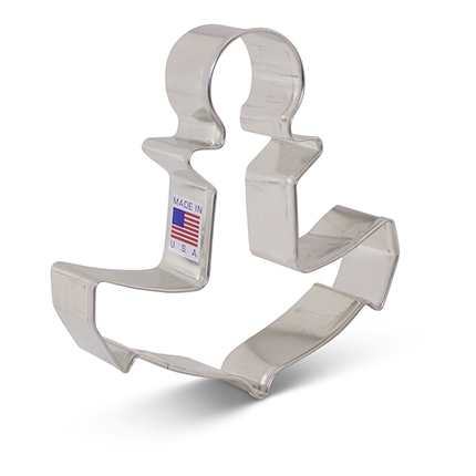 Anchor Cookie Cutter 4 inch