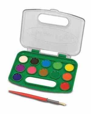 Take Along Water Color Set - Melissa and Doug