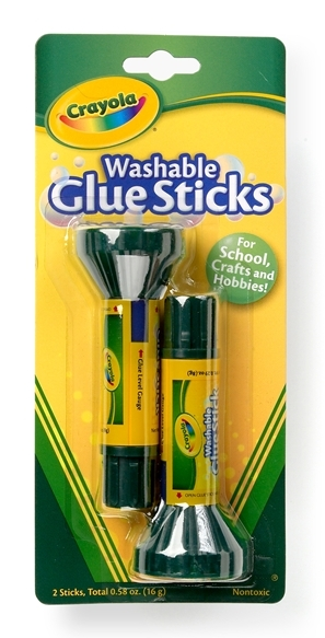 Crayola Washable Gluesticks