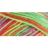 Day-Glo - Red Heart Super Saver Yarn - 5 oz