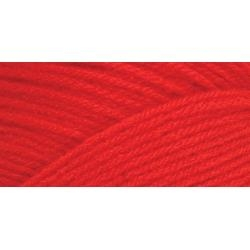 Hot Red - Red Heart Super Saver Yarn - 7 oz