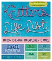The Knitters Life List To Do, To Know, To Explore, To Make
