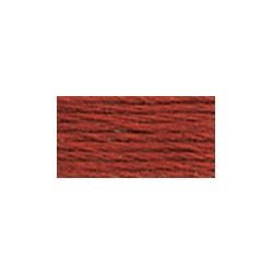 117-0355 Dark Terra Cotta - Six Strand DMC Cotton Floss