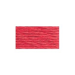 117-3801 Light Christmas Red - Six Strand DMC Floss