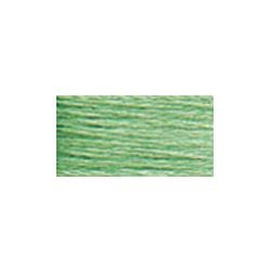 117-0966 Medium Baby Green - Six Strand DMC Floss