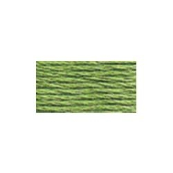117-0989 Forest Green - Six Strand DMC Floss