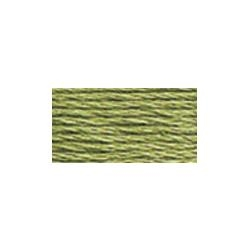117-3052 Medium Green Grey - Six Strand DMC Floss