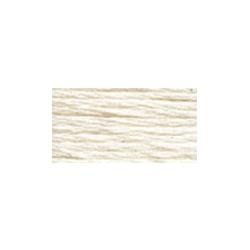 117-3865 Winter White - Six Strand DMC Floss