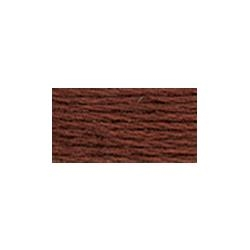 117-3857 Dark Rosewood - Six Strand DMC Floss