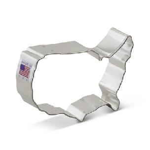 USA Map Cookie Cutter 4 inch