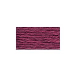 117-3803 Medium Dark Mauve - Six Strand DMC Floss