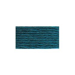 117-3808 Ultra Very Dark Turquoise - Six Strand DMC Floss