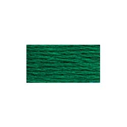 117-3818 Ultra Very Dark Emerald Green - Six Strand DMC Floss