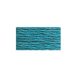 117-3810 Dark Turquoise - Six Strand DMC Floss