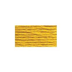 117-3820 Dark Straw - Six Strand DMC Floss