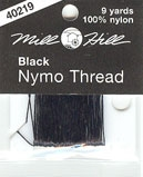 Nymo Thread - Black - 9 yards