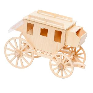 Stagecoach - Wood Model Kit