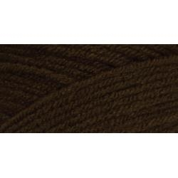 Coffee - Red Heart Super Saver Yarn - 7 oz