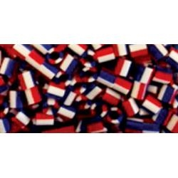 Patriotic - Mini Perler Beads 1,000/Pkg