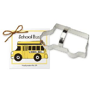 School Bus - 5.5 inch - Ann Clark Traditionals