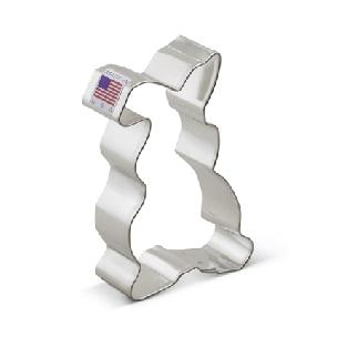 Floppy Bunny Cookie Cutter - 3 3/4 inch