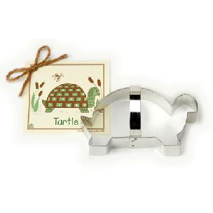 Turtle Cookie Cutter 5 3/8 inch