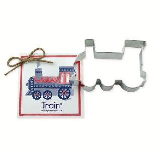 Train Cookie Cutter 4 5/8 inch