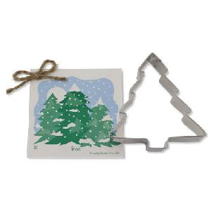 Christmas Tree Cookie Cutter 4 1/8 inch