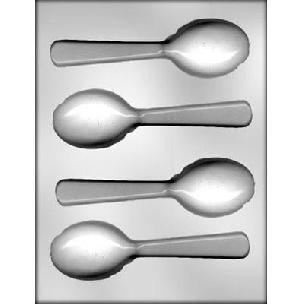 Mocha Spoon 6 inch - Chocolate Mold