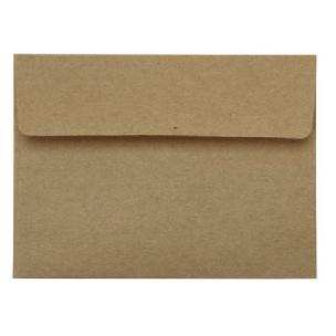 Envelopes- Smooth Kraft - 6 x 9 inch - 25 pack