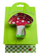 Mushroom - Make More Cookies Cookie Cutter