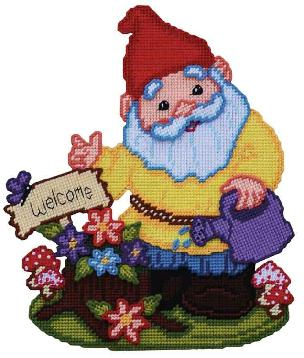 Welcome Gnome Kit - 14 x 17 inches