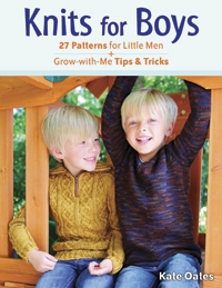 Knits for Boys 27 Patterns for Little Men