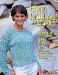 Basic Knitting and Projects by: Leigh Ann Chow