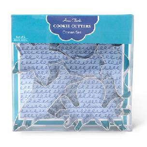 Under The Sea Ocean Boxed Set - Ann Clark Cookie Cutters
