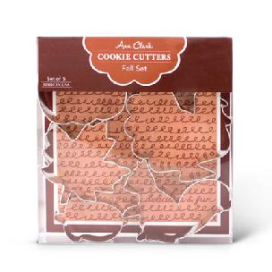 Fall Boxed Set - Ann Clark Cookie Cutters