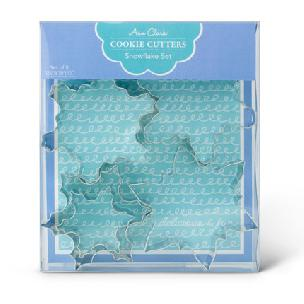 Snowflake Boxed Set - Ann Clark Cookie Cutters