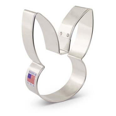 Bunny Face - Cookie Cutter Large - 4 inch