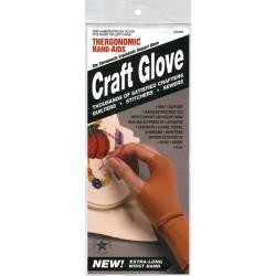 Large Craft Glove - Frank A. Edmunds